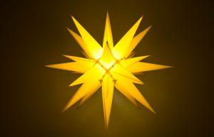 Kunsthandwerk von einem anderen Stern: Weihnachtssterne aus Herrnhut