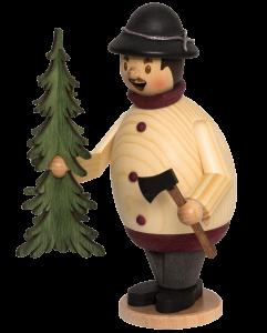 Weihnachtsbaumverkäufer