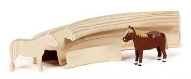 Reifentier Pferd