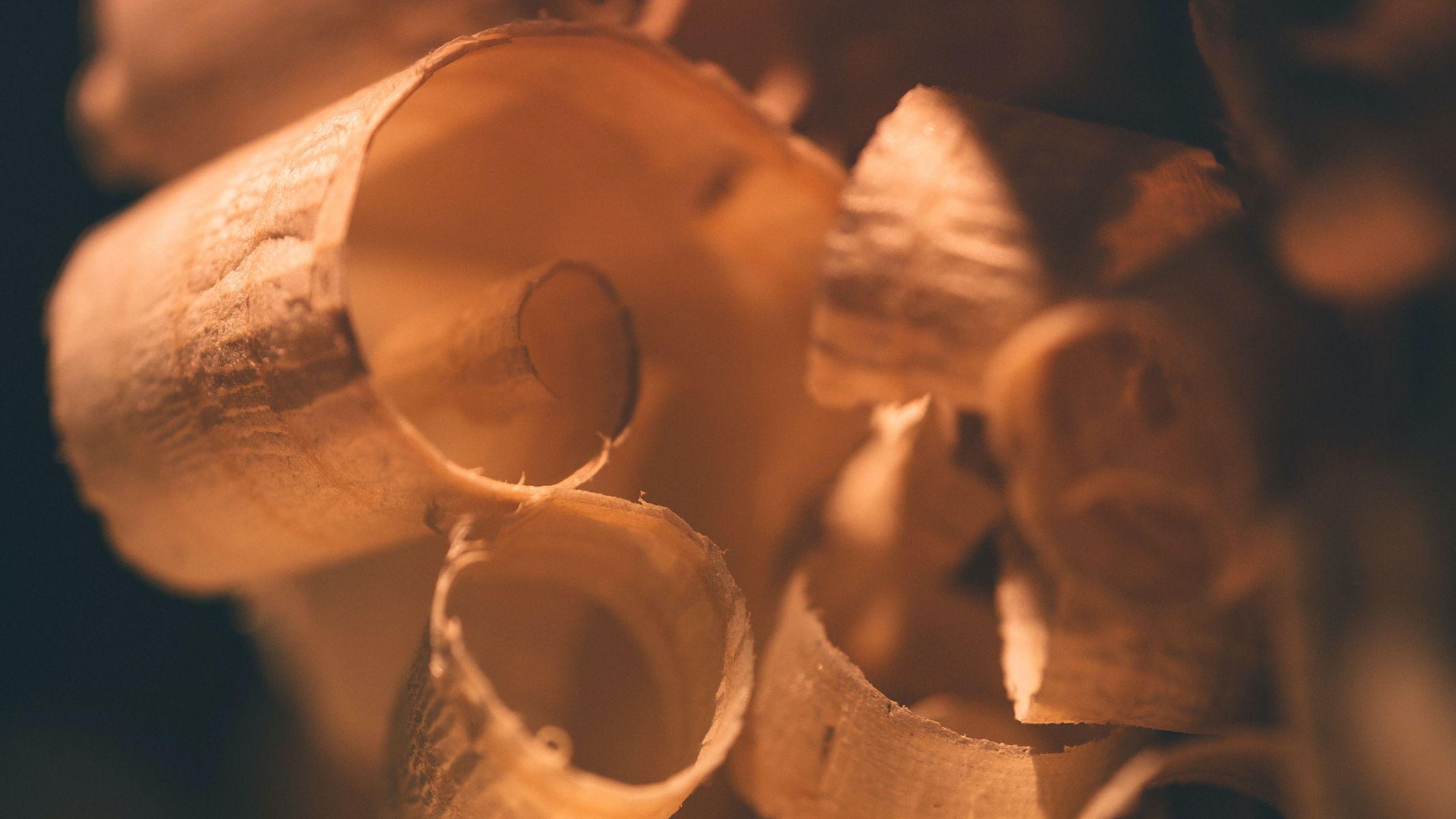 Holzspäne