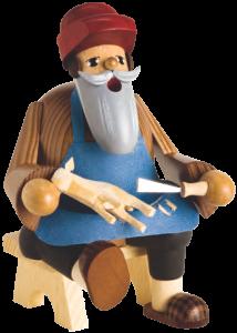 Räuchermann Schnitzer