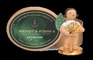 Glanzlichter des Kunsthandwerks: Die Goldedition von Wendt & Kühn