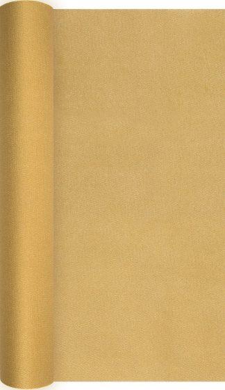 Tischläufer uni goldfarben - 1
